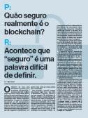 Quão seguro realmente é o blockchain?