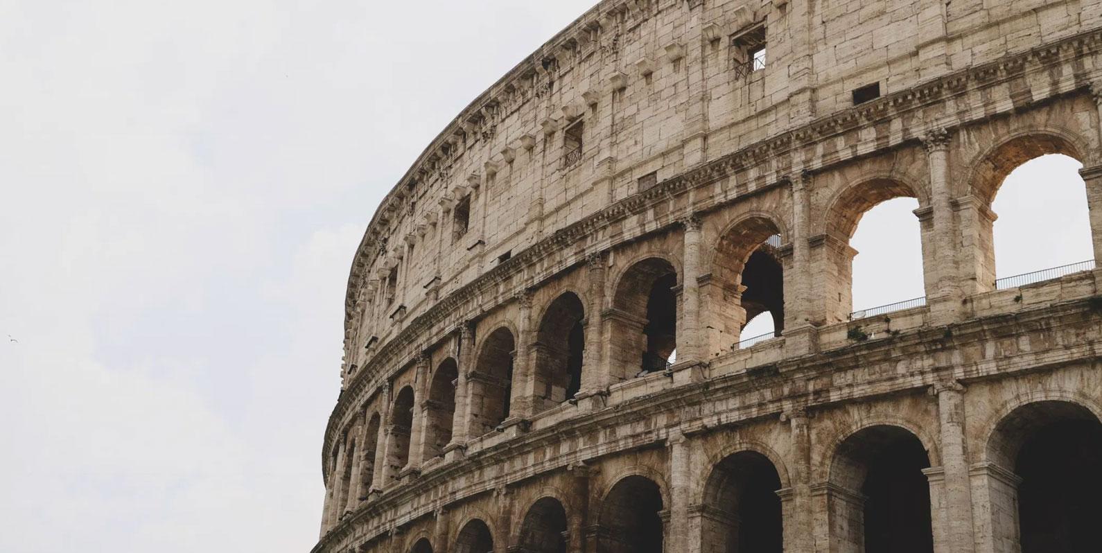 Anfiteatros romanos atuam como capas de invisibilidade sísmica