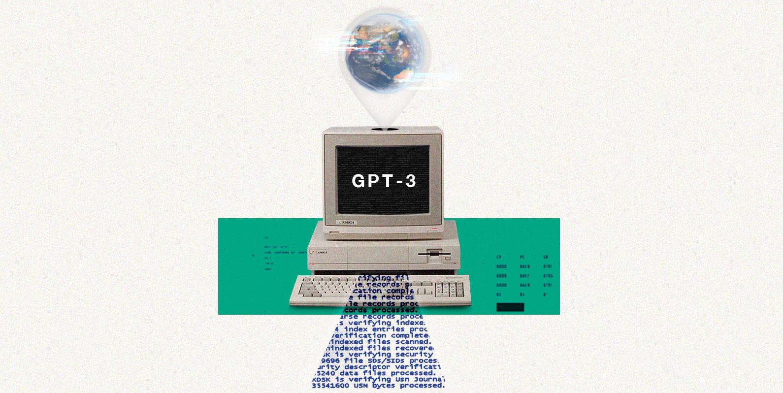 O GPT-3 e porque não estamos mais próximos da singularidade