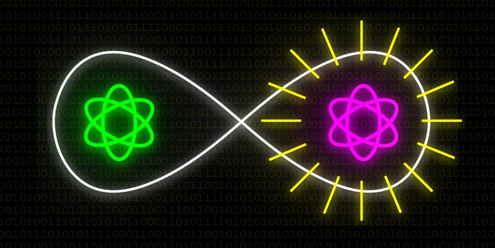 O que é comunicação quântica?