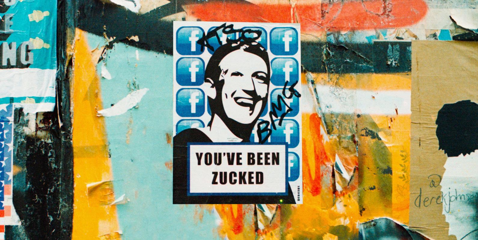 O Facebook agora é oficialmente poderoso demais, diz o governo dos EUA