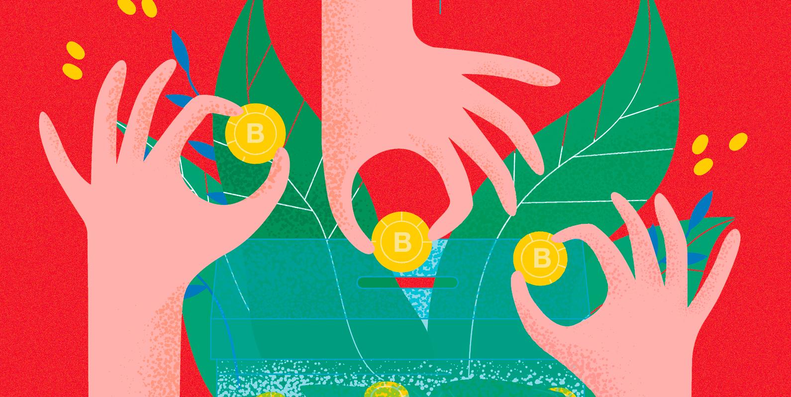 Digitalização de créditos de carbono