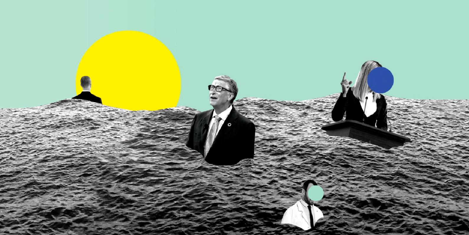 Bill Gates e o problema com o solucionismo climático