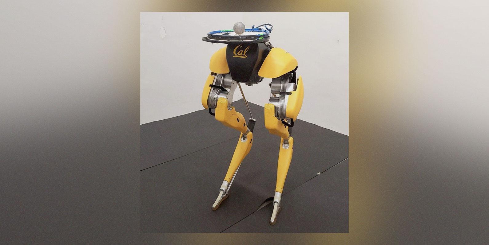 Esqueça a Boston Dynamics. Este robô aprendeu sozinho a andar