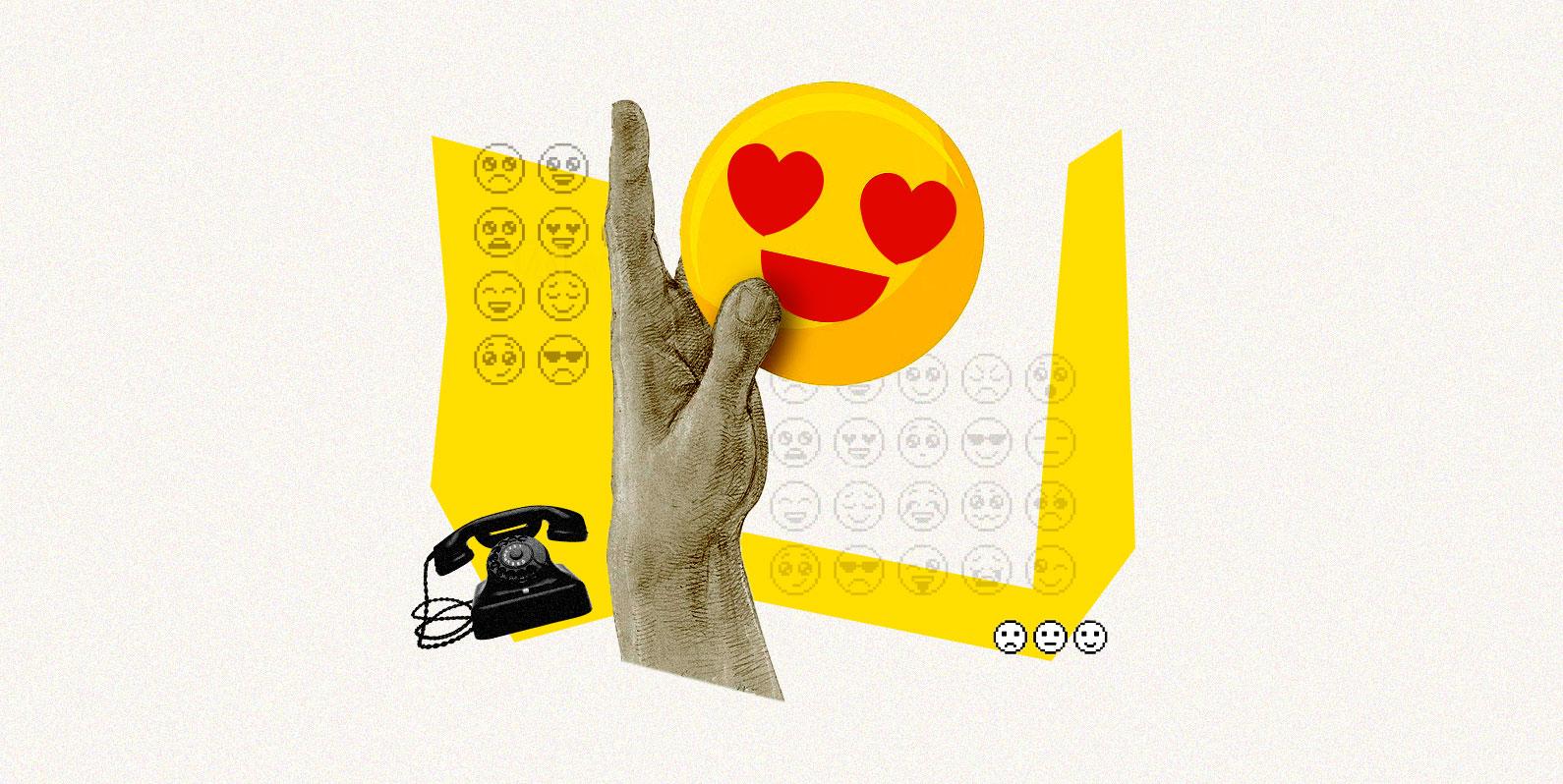 Emojis como facilitadores da nova comunicação