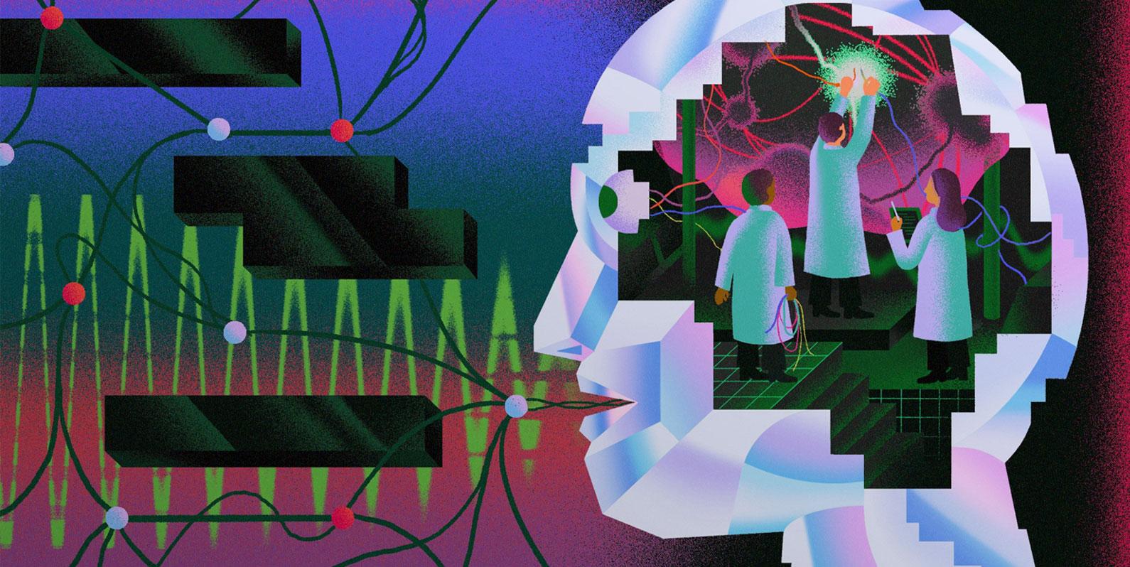 A corrida para entender o mundo emocionante e perigoso dos modelos de linguagem para Inteligência Artificial