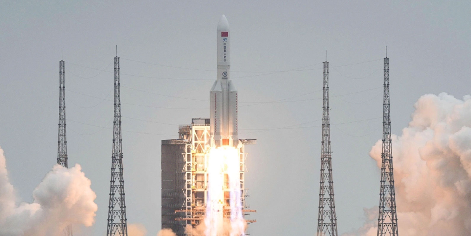 O que a China deseja de sua próxima estação espacial