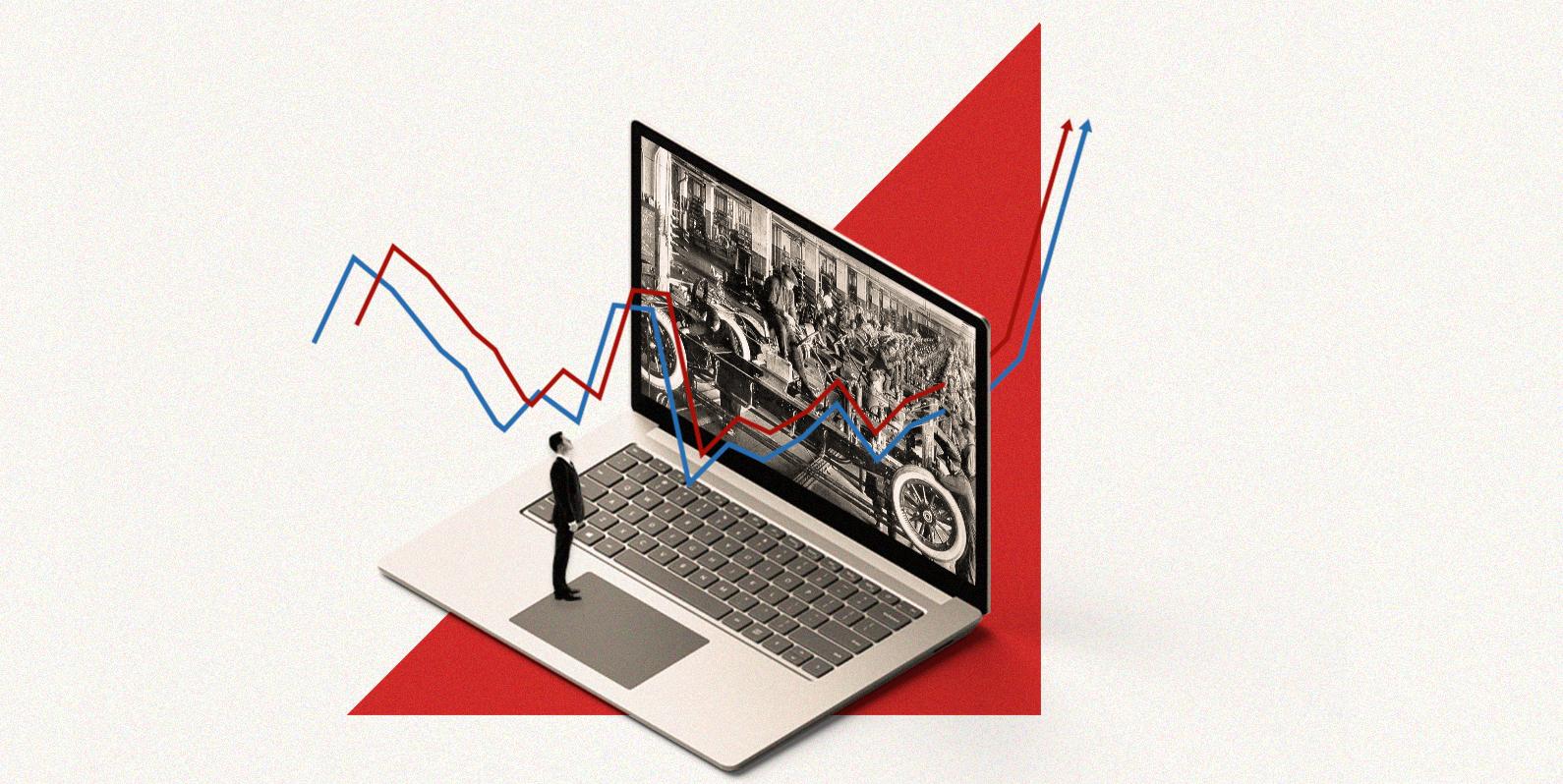 Tecnologia como meio para o aumento da produtividade
