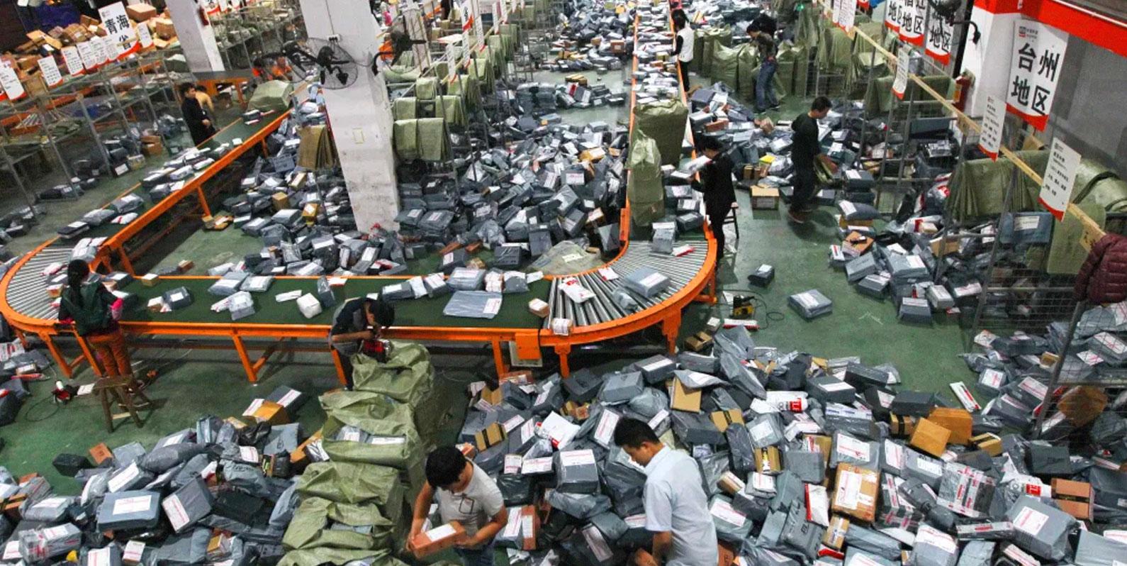 Como a pandemia preparou a Inteligência Artificial do Grupo Alibaba para o maior dia de compras do mundo