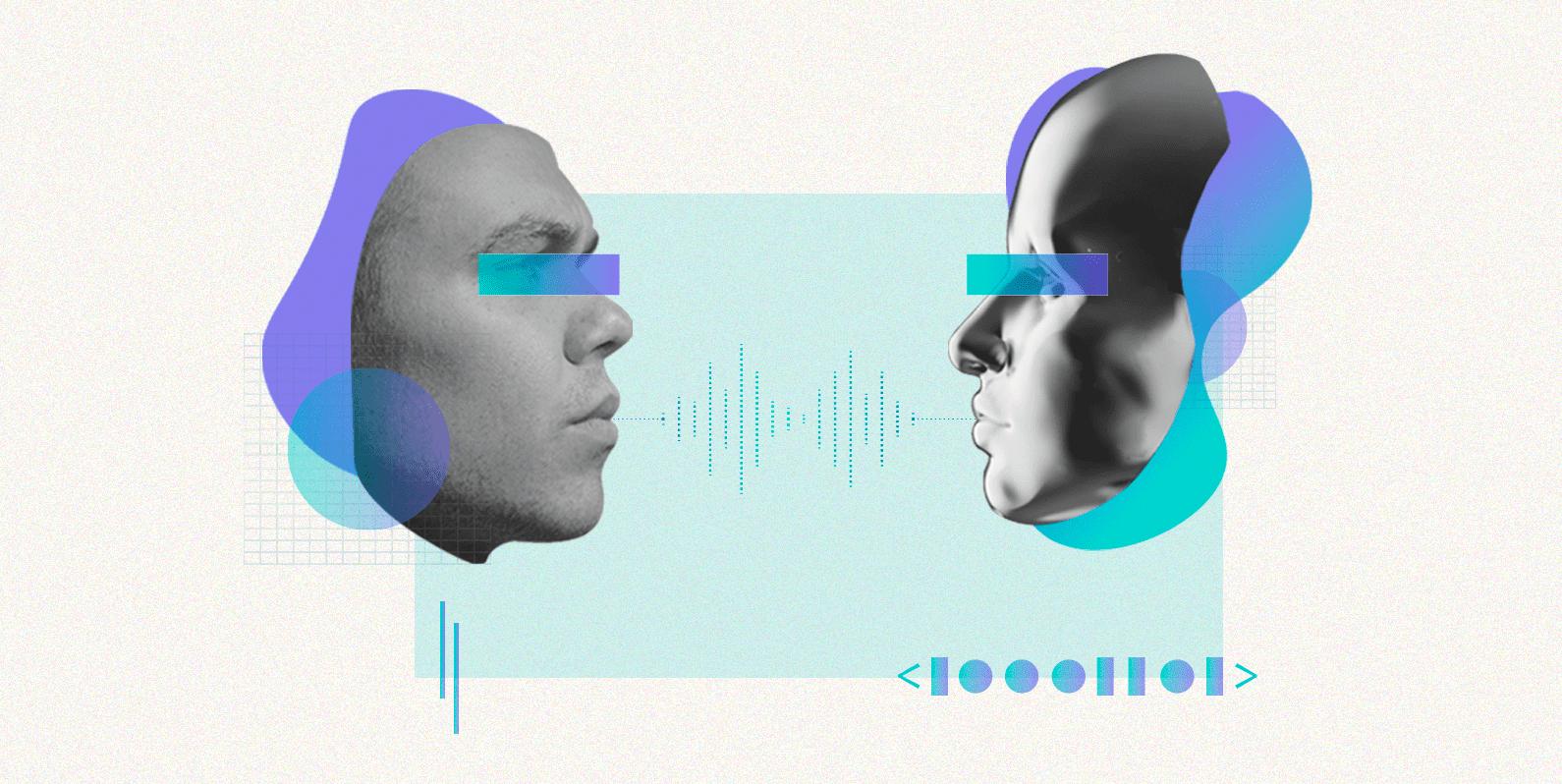Possibilidades e riscos do uso da voz sintética
