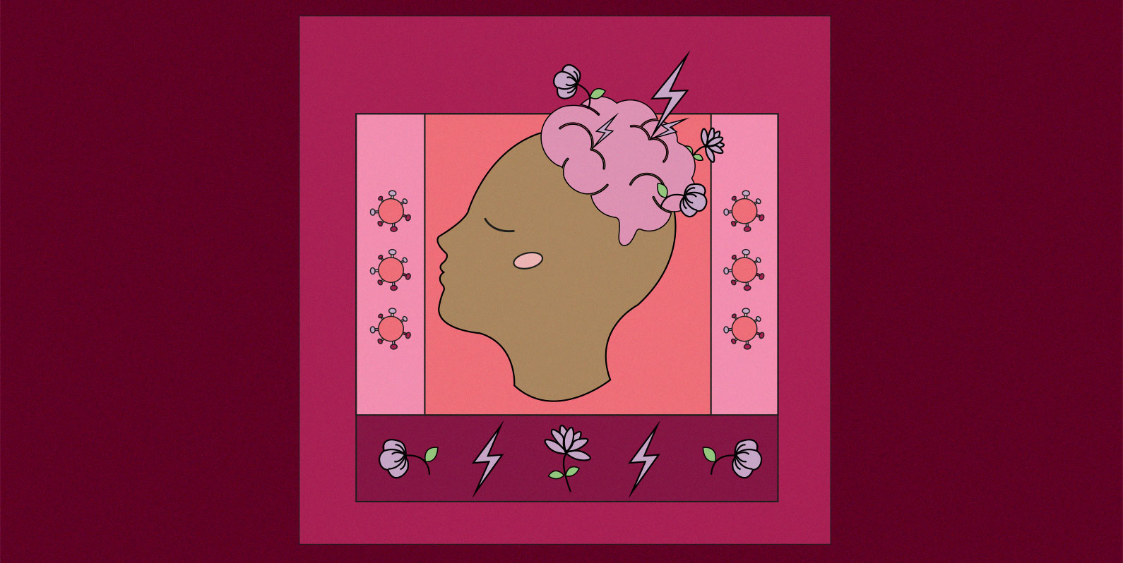 Os efeitos da pandemia no cérebro das pessoas