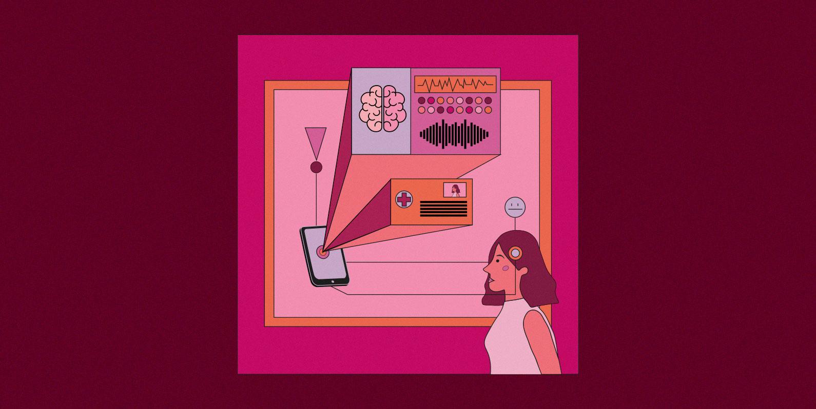 A tecnologia no diagnóstico de doenças mentais